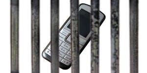 Trop de portable en prison