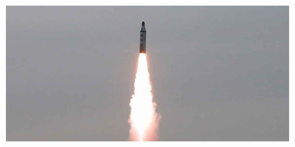 Corée du Nord : Nouveau tir de missile. Au-dessus du Japon