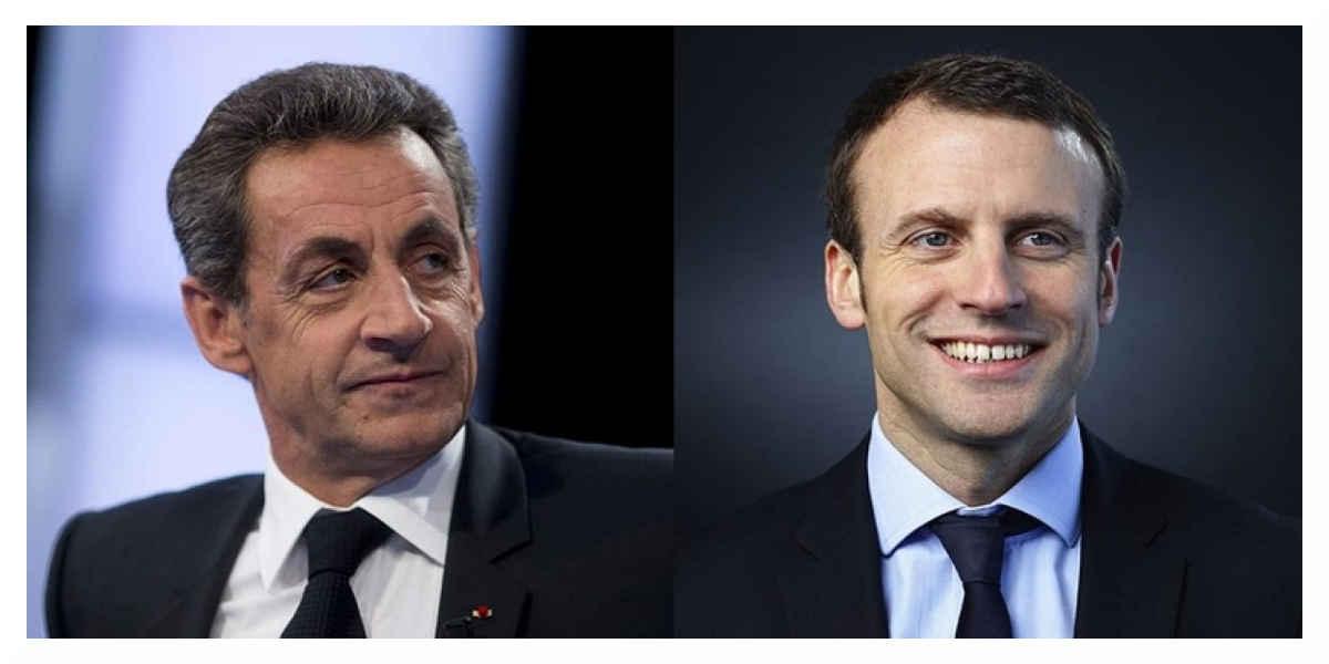 Le secret de l'Élysée : Le président Macron a invité le couple Sarkozy