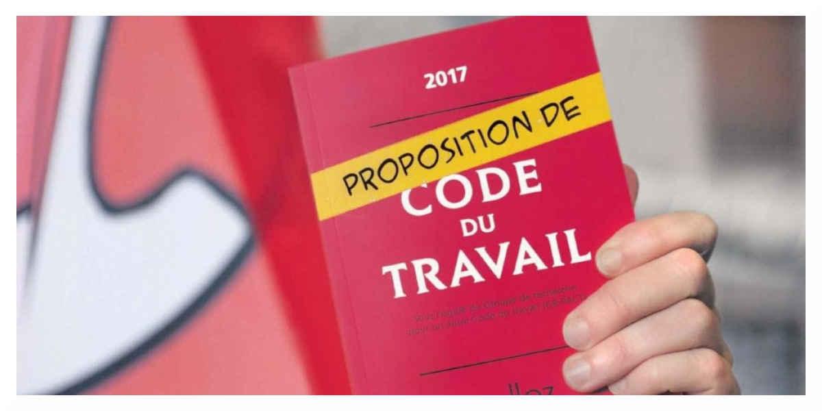 Qui seront les gagnants de la réforme du Code du travail?