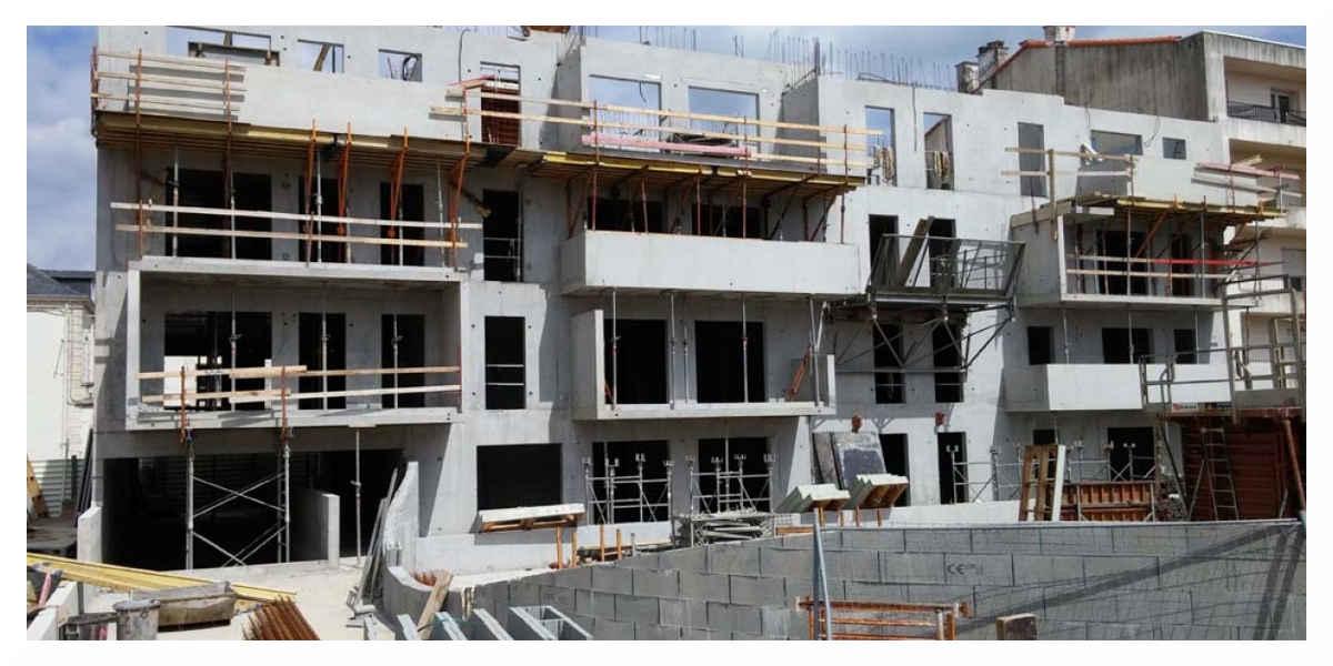 Le marché du bâtiment se retourne