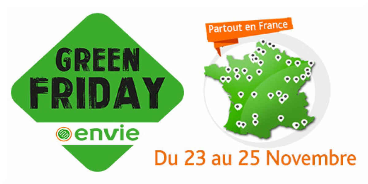 Un spécialiste du réemploi lance le «Green Friday» contre le «Black Friday»