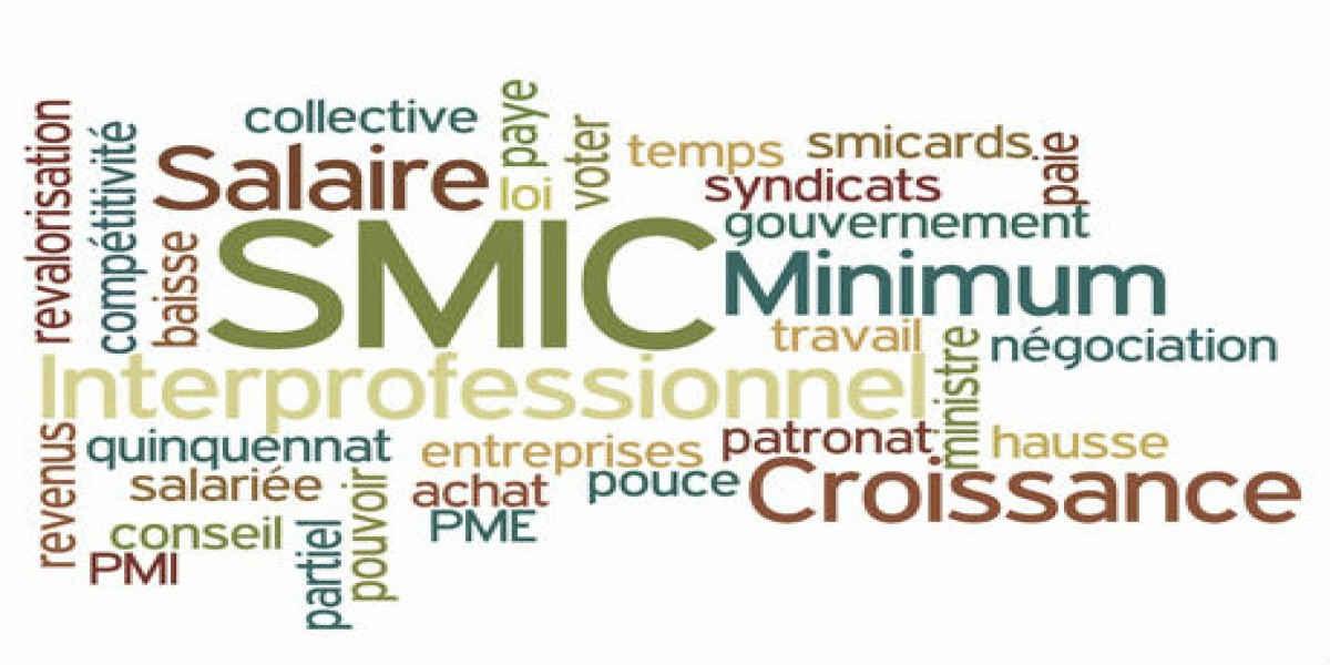 SMIC : sa hausse mécanique finalement revue à la baisse