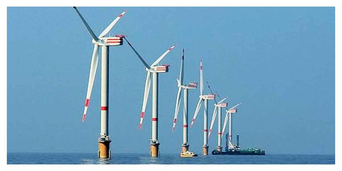 Le gouvernement serait sur le point d'annuler les projets d'éoliennes en mer ?