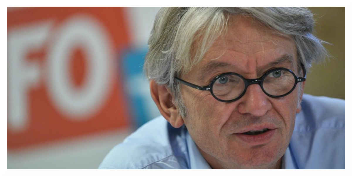 Jean-Claude Mailly secrétaire général depuis 14 ans quitte FO
