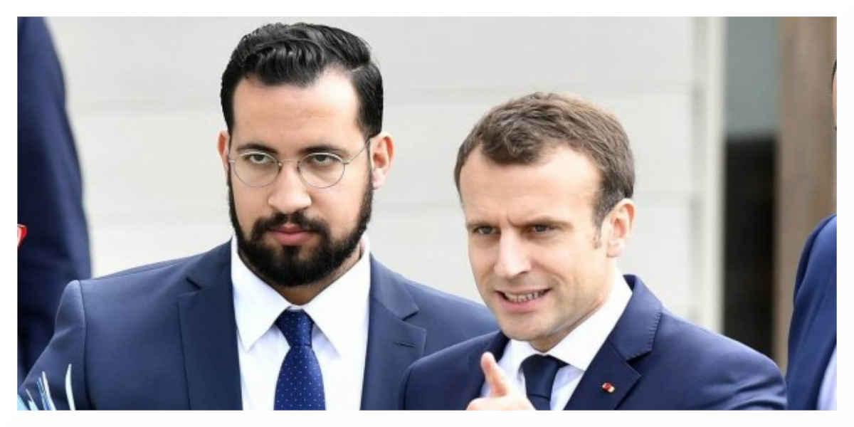 Macron : un chef de l'Etat ne devrait pas faire ça