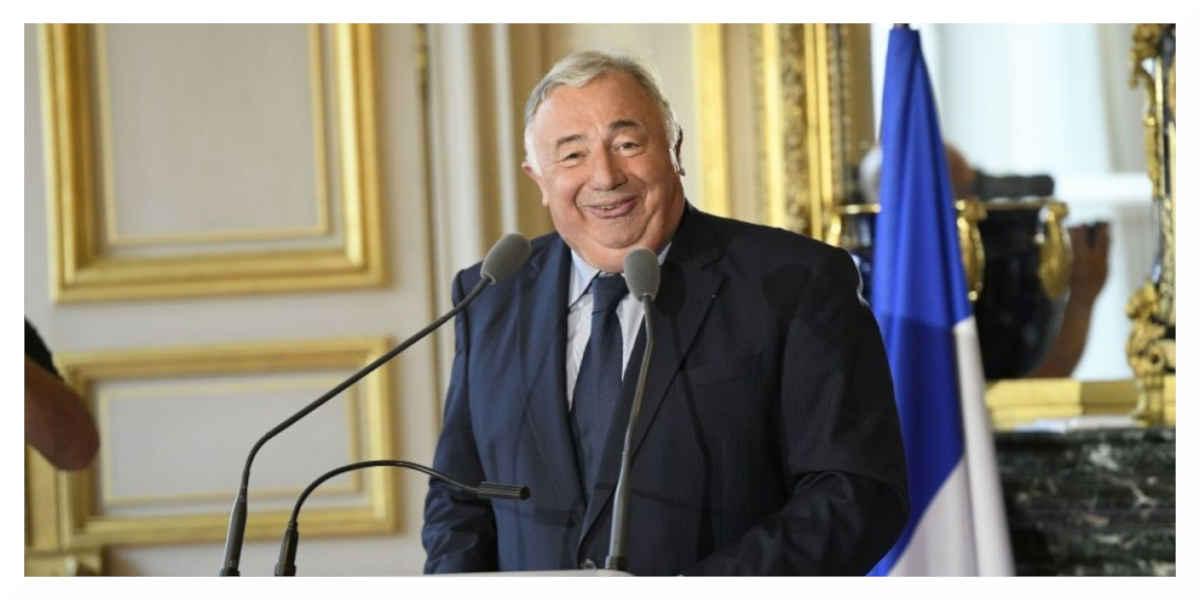 Gérard Larcher sonne la charge contre Emmanuel Macron