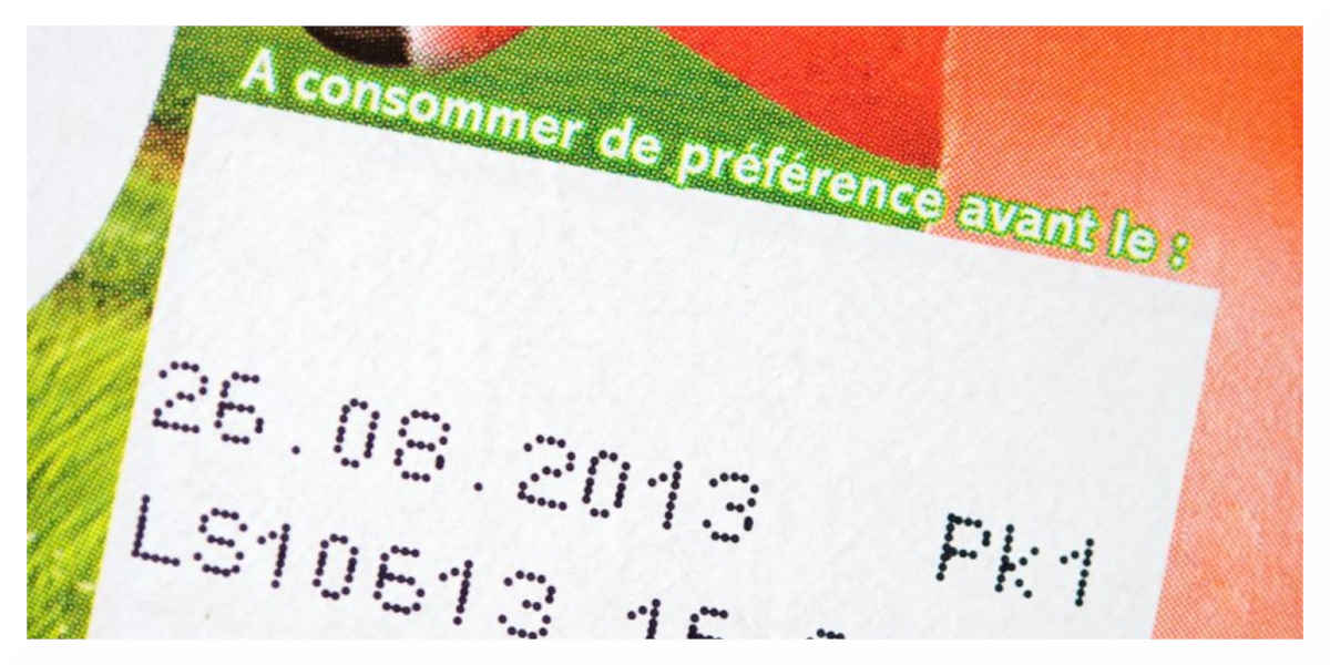 Les dates de péremption encouragent le gaspillage alimentaire