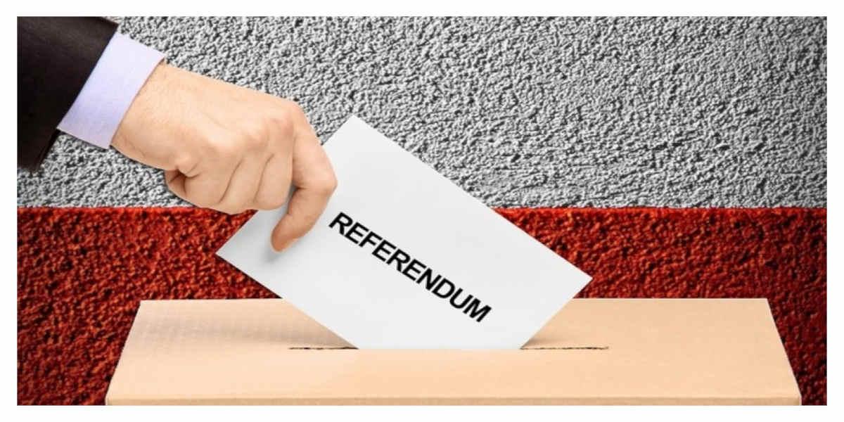 Vers un référendum sur la réforme des institutions pour sortir de la crise?