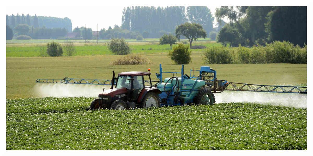 Les ventes de pesticides repartent de nouveau à la hausse chez les agriculteurs