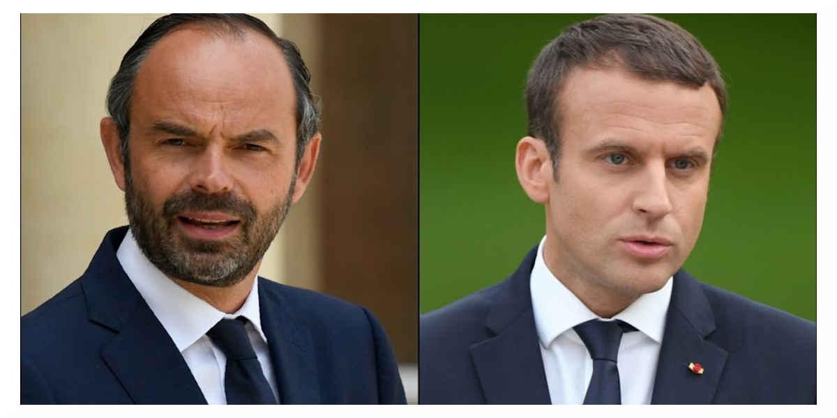 Macron - Philippe