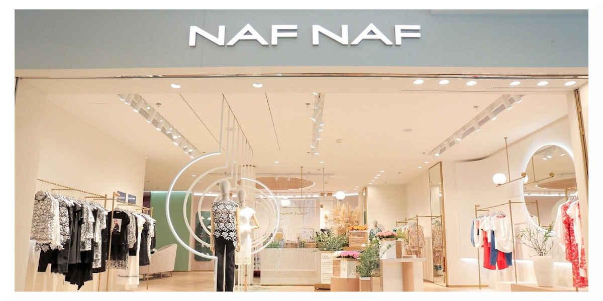 Enseigne Naf-Naf
