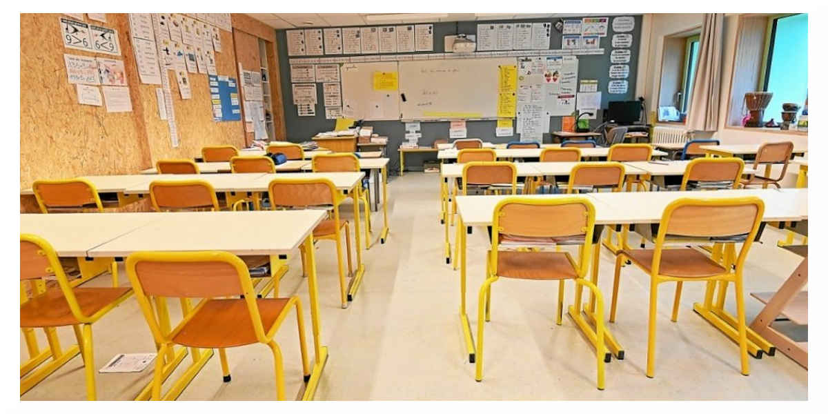 Covid-19 : dans les écoles de plus en plus de fermetures de classes
