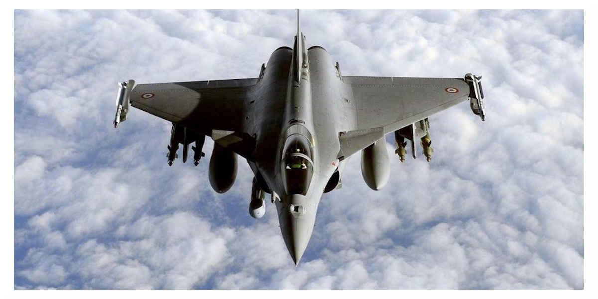 L'Inde passe une commande de 36 Rafale à la France