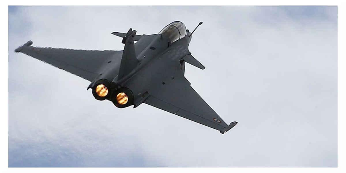 Avion de combat Rafale