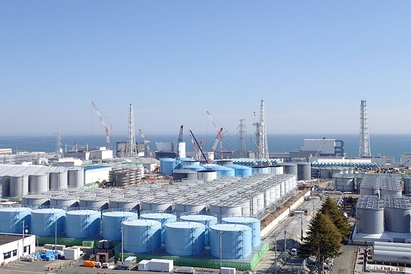 L'élimination de l'eau contaminée de Fukushima tétanise le Japon