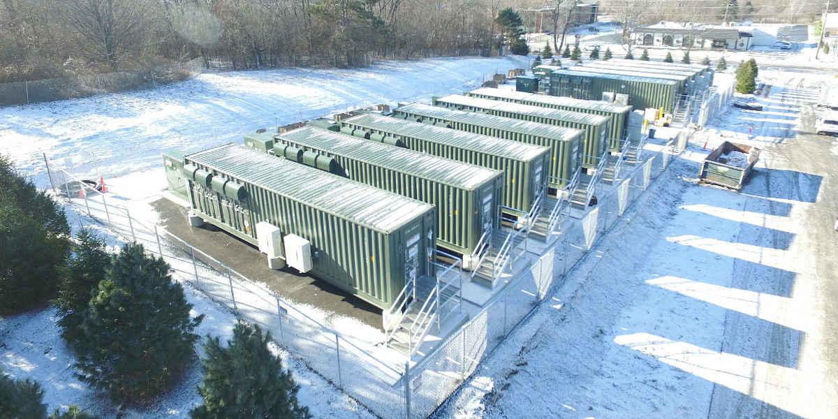 Stockage d'énergie sur batteries