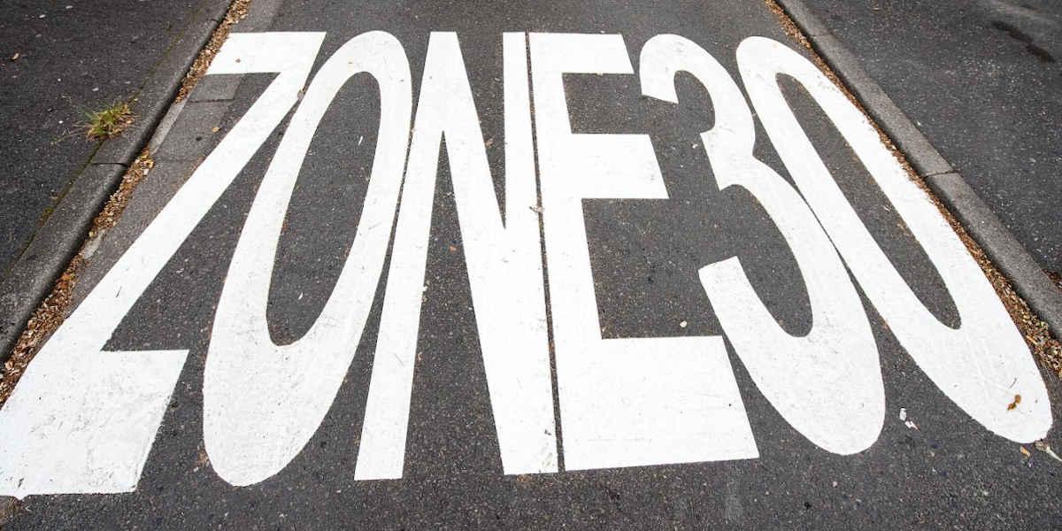 Zone 30 km/h
