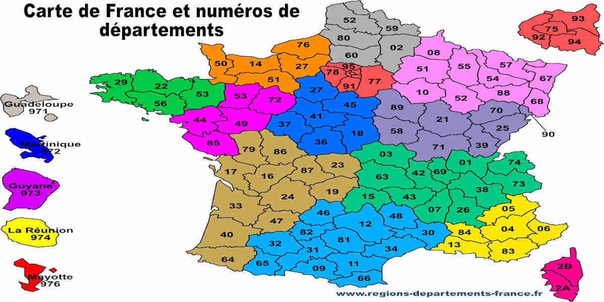 Département de France