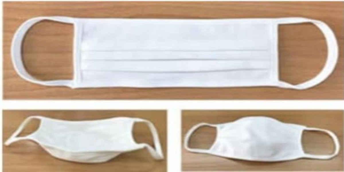 Les enfants devront porter un masque filtrant au moins 90% des particules fine dès lundi