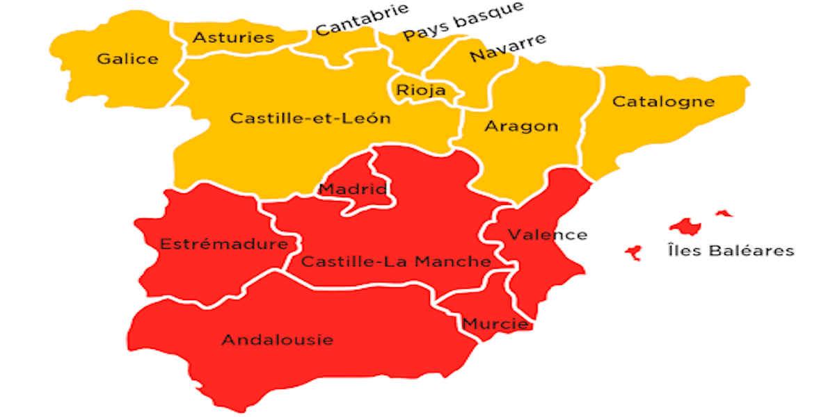En Espagne, la Galice va punir d'une amende ceux qui refusent la vaccination de la Covid-19