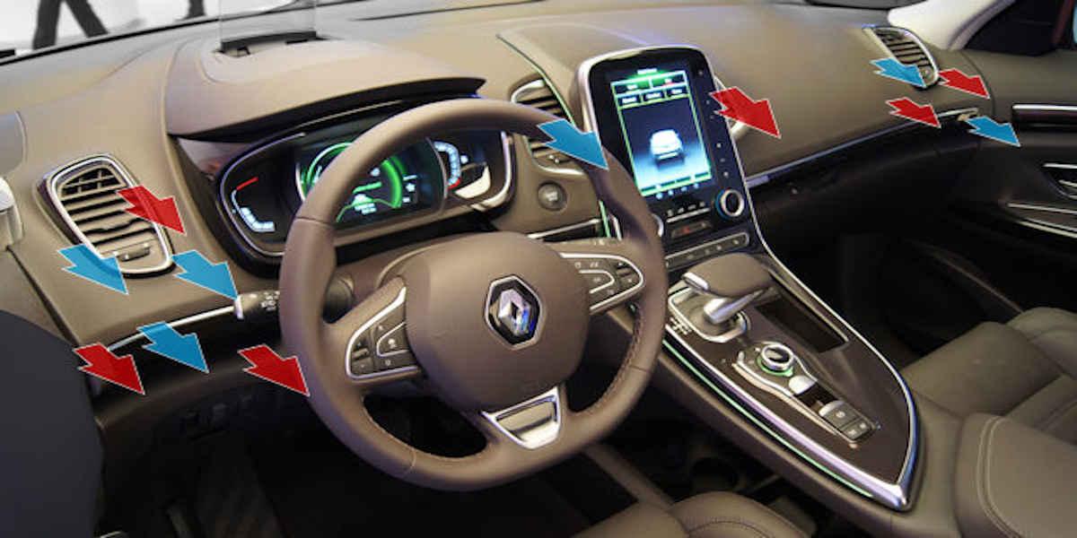 Les odeurs d'une voiture neuve pourrait être dangereuse pour la santé