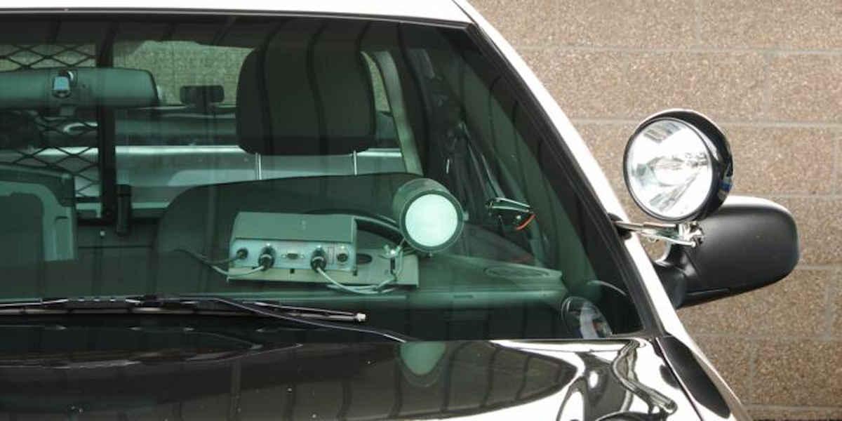 Sur les routes toujours plus de nouvelles voitures-radar privées