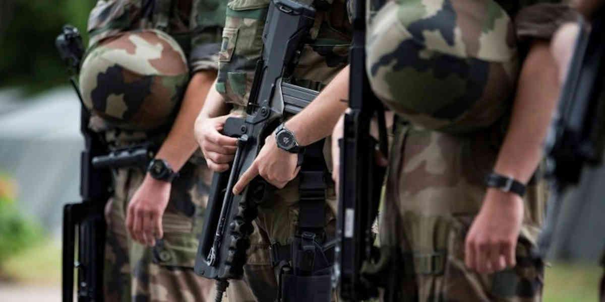 Des néonazisme dans l'armée française selon les révélations de Médiapart