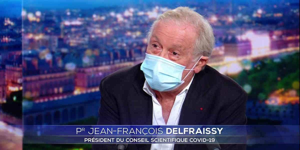 Quel rôle a joué Emmanuel Macron dans la disparition médiatique de Jean-François Delfraissy ?