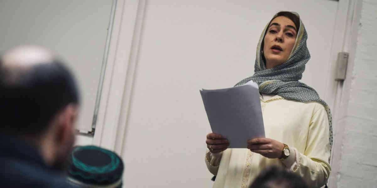 Kahina Bahloul, 1ère femme imame en France