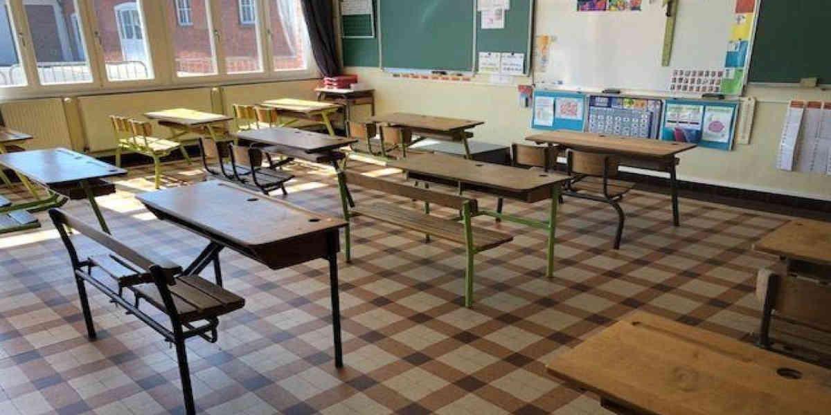 Covid-19 et réouverture des écoles  : Il ne me semble pas que les chiffres soient extrêmement favorables