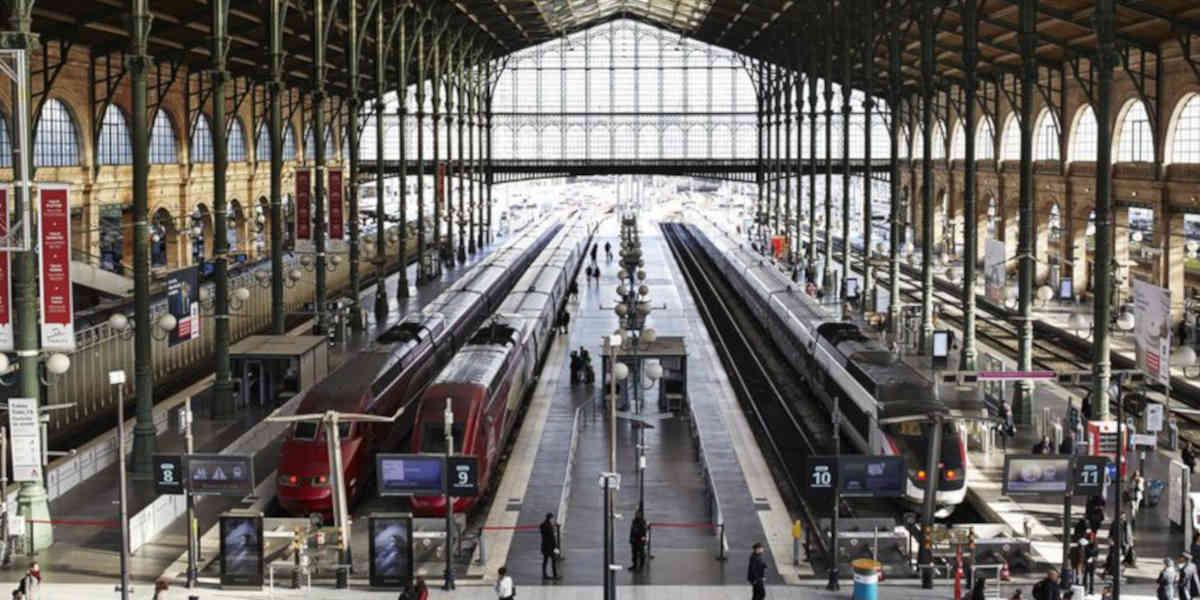 Dans les gares franciliennes, des contrôles renforcés, contre l'immigration irrégulière