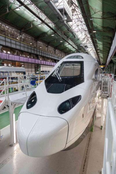 Le nouveau TGV français d'Alstom s'invite dans la compétition de la grande vitesse