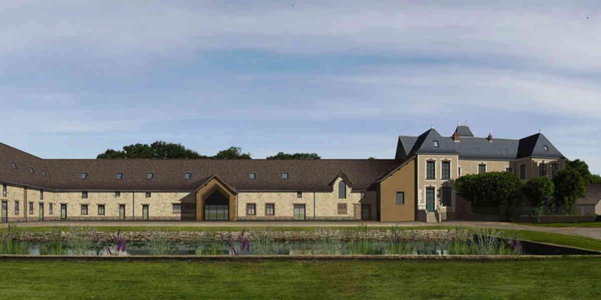 Une méga ferme-école va voir le jour dans un domaine de 600 hectares