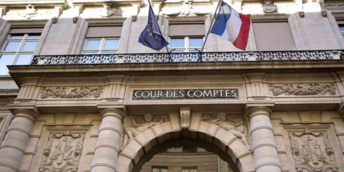 La Cour des comptes publie un rapport revenant sur les effets de la pandémie