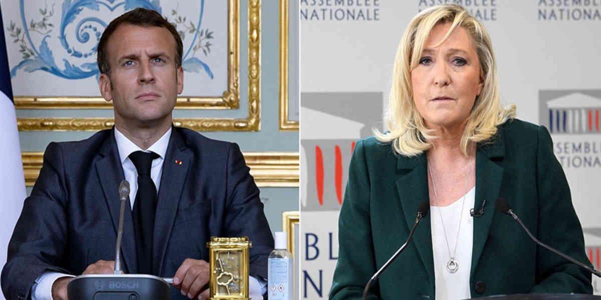 Douche froide pour le RN et le parti d'Emmanuel Macron LREM, qui ne remporte aucun département et région