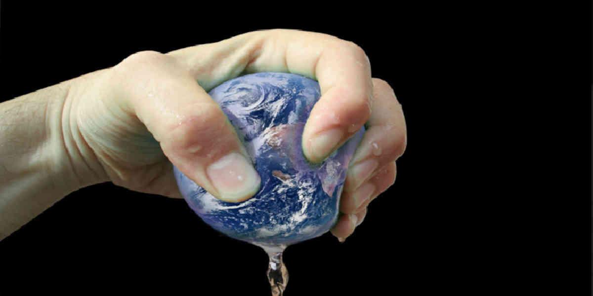 L'humanité épuise les réserves naturelles de la Terre année après année