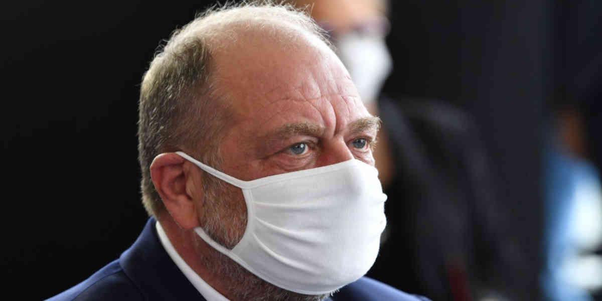 Dupond-Moretti mis en examen pour prise illégale d'intérêts