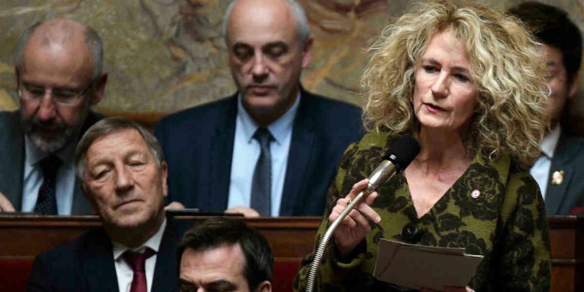 La députée Wonner  : «Allez faire le siège des parlementaires»