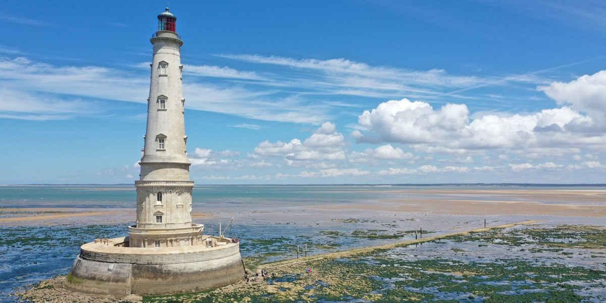 Le phare de Cordouan, dans l'estuaire de la Gironde, espère son sacre à l'Unesco