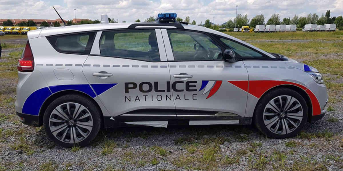 La Police Nationale va bientôt recevoir le grand monospace de Renault